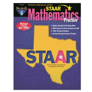 STAAR Math Practice Grade 5