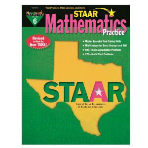 STAAR Math Practice Grade 6