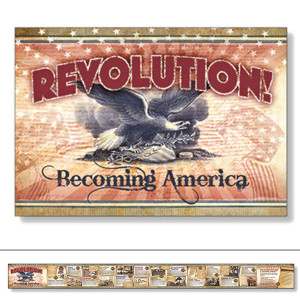 Revolution! Becoming America Time Links BB Set