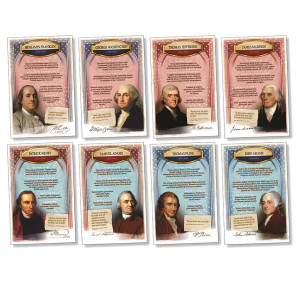 America's Founders Bulletin Board Set