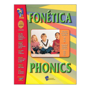 Phonics Spanish Book