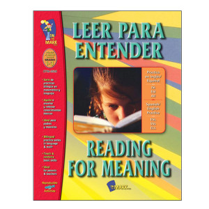 Reading for Meaning Spanish Book
