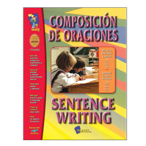 Sentence Writing Spanish Book