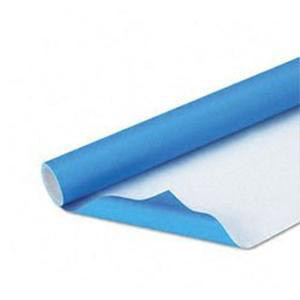 Brite Blue Fadeless Bulletin Board Paper