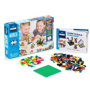 Plus Plus Learn To Build Set