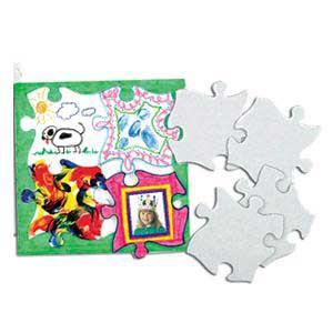 Puzzle Quilt Pieces