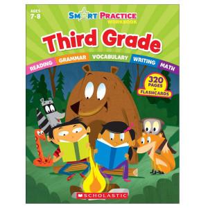 Smart Practice Workbook-Grade 3