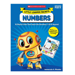 Little Learner Packets: Numbers
