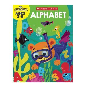 Little Skill Seekers: Alphabet Workbook