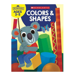 Little Skill Seekers: Colors & Shapes Workbook