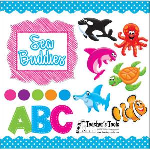*Sea Buddies Style Guide