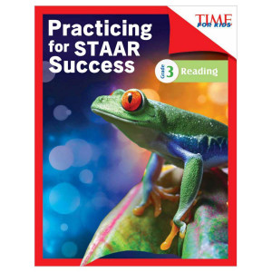 Practicing for STAAR Success: Reading-Grade 3