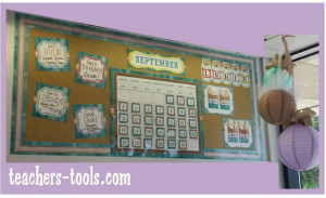 *Shabby Chic Bulletin Boards