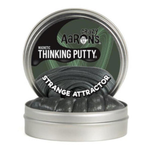 Strange Attractor Super Magnetic Thinking Putty