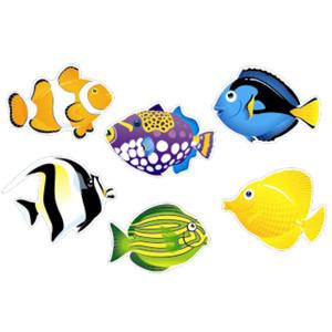 Fish Friends Cut-Outs