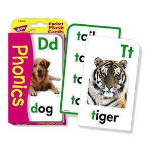 Phonics Pocket Flash Cards