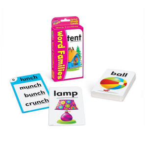 Word Families Pocket Flash Cards