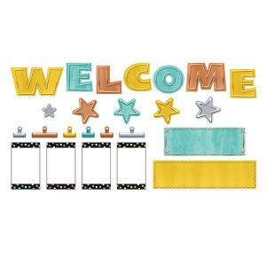 I Heart Metal Welcome Mini Bulletin Board