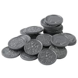 Dimes: Play Money - Set of 100