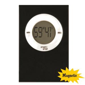Magnetic Digital Timer-Black