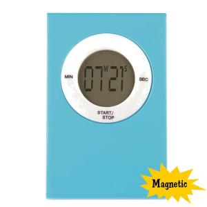 Magnetic Digital Timer-Aqua