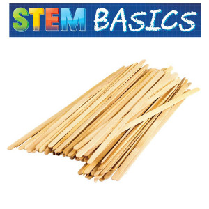 STEM Basics: Skinny Craft Sticks