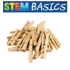 STEM Basics: Clothespins