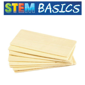 STEM Basics: Wooden Slats