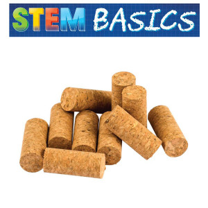 STEM Basics: Wooden Corks