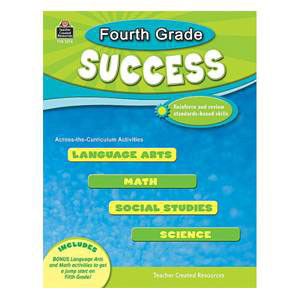 Fourth Grade Success Book