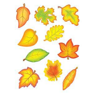 Autumn Leaves Cut-Outs