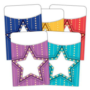 Marquee Library Pockets