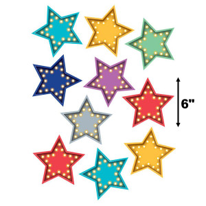 Marquee Stars Cut-Outs