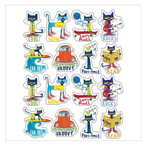 Pete the Cat Stickers