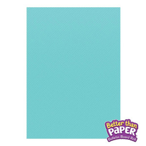 Light Turquoise Better Than Paper Roll