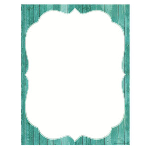 Shabby Chic Blank Poster