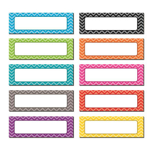 Magnetic Chevron Labels