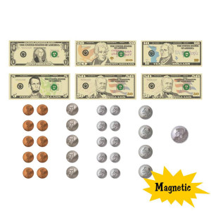 Magnetic Money Accents
