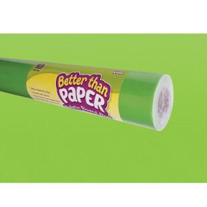 Lime Green Better Than Paper Bulletin Board Roll