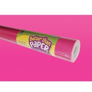 Hot Pink Better Than Paper Bulletin Board Roll