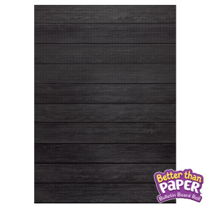 Black Wood Better Than Paper Roll