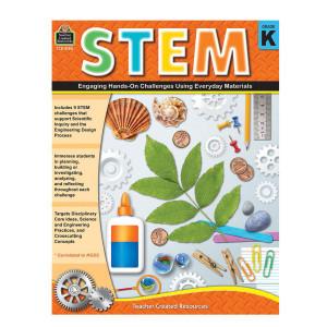 STEM: Using Everyday Materials-Kindergarten