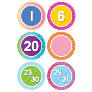 Colorful Vibes Calendar Days