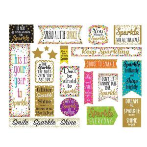 Confetti Sparkle & Shine Mini Bulletin Board