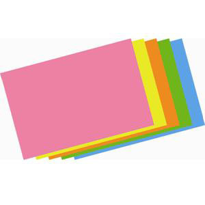 "2"" X 3"" Brite Assorted Unlined Index Cards"