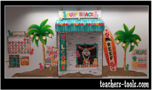 *Tropical Punch Surf Shack Bulletin Board