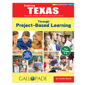 Texas Project-Based Learning Book