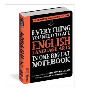 English & Language Arts Big Fat Notebook