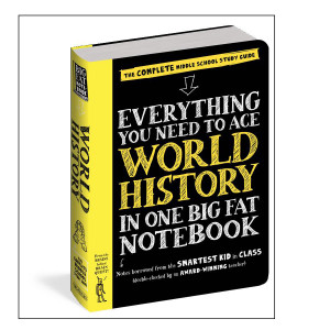 World History Big Fat Notebook