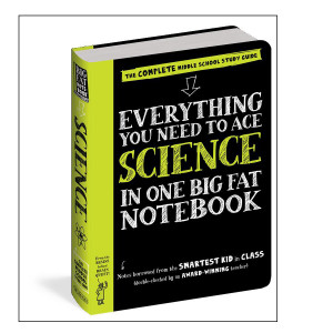 Science Big Fat Notebook